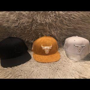 Jordan/Chicago Bulls Snapback Hats